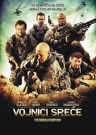 Soldiers of Fortune - Serbian Movie Poster (xs thumbnail)