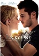 The Lucky One - DVD cover (xs thumbnail)