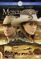 Montana Sky - Danish Movie Cover (xs thumbnail)