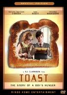 Toast - DVD cover (xs thumbnail)