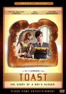 Toast - DVD movie cover (xs thumbnail)