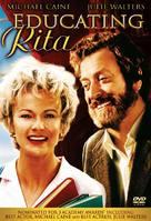 Educating Rita - DVD cover (xs thumbnail)