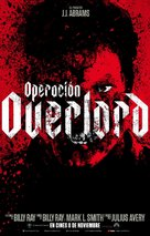 Overlord - Argentinian Movie Poster (xs thumbnail)
