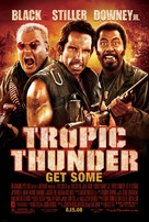 Tropic Thunder - Movie Poster (xs thumbnail)