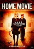 Home Movie - Swedish DVD cover (xs thumbnail)