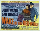 Wake of the Red Witch - Movie Poster (xs thumbnail)