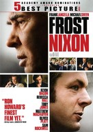 Frost/Nixon - DVD cover (xs thumbnail)