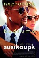 Focus - Lithuanian Movie Poster (xs thumbnail)