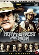 """""""How the West Was Won"""" - Danish DVD movie cover (xs thumbnail)"""