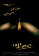 Lost Highway - Movie Poster (xs thumbnail)