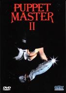 Puppet Master II - German DVD cover (xs thumbnail)