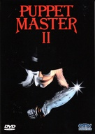 Puppet Master II - German DVD movie cover (xs thumbnail)