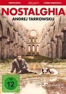 Nostalghia - German Movie Cover (xs thumbnail)