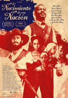 The Birth of a Nation - Spanish Movie Poster (xs thumbnail)
