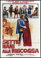 Sette nani alla riscossa, I - Italian Movie Poster (xs thumbnail)