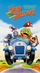 The Wind in the Willows - VHS movie cover (xs thumbnail)