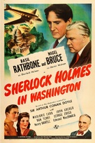Sherlock Holmes in Washington - Movie Poster (xs thumbnail)