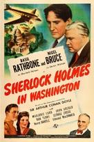 Sherlock Holmes in Washington - Movie Poster (xs thumbnail)