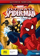 """Ultimate Spider-Man"" - Australian DVD cover (xs thumbnail)"