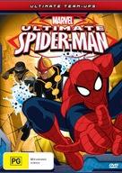 """Ultimate Spider-Man"" - Australian DVD movie cover (xs thumbnail)"