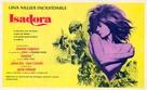 Isadora - Italian Movie Poster (xs thumbnail)