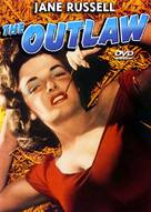 The Outlaw - DVD cover (xs thumbnail)