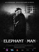 The Elephant Man - French Re-release movie poster (xs thumbnail)