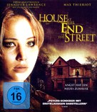 House at the End of the Street - German Blu-Ray cover (xs thumbnail)