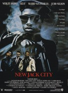 New Jack City - French Movie Poster (xs thumbnail)
