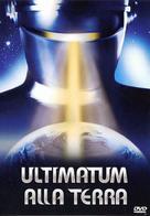 The Day the Earth Stood Still - Italian DVD movie cover (xs thumbnail)
