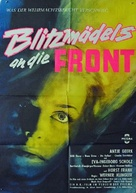 Blitzmädels an die Front - German Movie Poster (xs thumbnail)