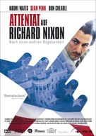 The Assassination of Richard Nixon - German Movie Cover (xs thumbnail)