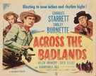 Across the Badlands - Movie Poster (xs thumbnail)