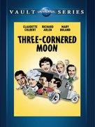 Three-Cornered Moon - DVD cover (xs thumbnail)