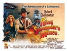King Solomon's Mines - British Movie Poster (xs thumbnail)