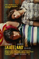 Skateland - Movie Poster (xs thumbnail)