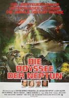 The Neptune Factor - German Movie Poster (xs thumbnail)
