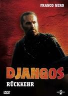 Django 2: il grande ritorno - German DVD cover (xs thumbnail)