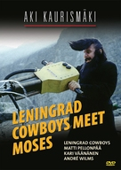 Leningrad Cowboys Meet Moses - Finnish DVD movie cover (xs thumbnail)