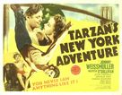 Tarzan's New York Adventure - Movie Poster (xs thumbnail)