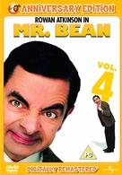 """Mr. Bean"" - British DVD movie cover (xs thumbnail)"