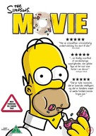 The Simpsons Movie - Danish Movie Cover (xs thumbnail)