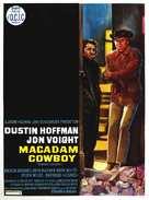 Midnight Cowboy - Belgian Movie Poster (xs thumbnail)