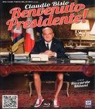 Benvenuto Presidente! - Italian Blu-Ray movie cover (xs thumbnail)