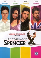 According to Spencer - Italian Movie Cover (xs thumbnail)