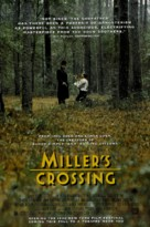 Miller's Crossing - Advance movie poster (xs thumbnail)