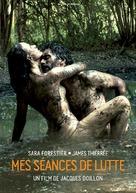 Mes séances de lutte - French Movie Poster (xs thumbnail)