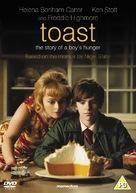 Toast - British DVD movie cover (xs thumbnail)