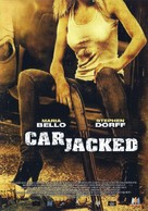 Carjacked - French DVD cover (xs thumbnail)