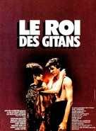 King of the Gypsies - French Movie Poster (xs thumbnail)